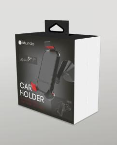 Pro Sport Car Holder Box