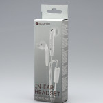 In-Ear Headset White