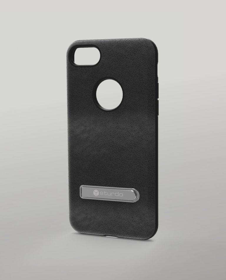 Plastic Cover Case Sturdo iPhone 7 Black