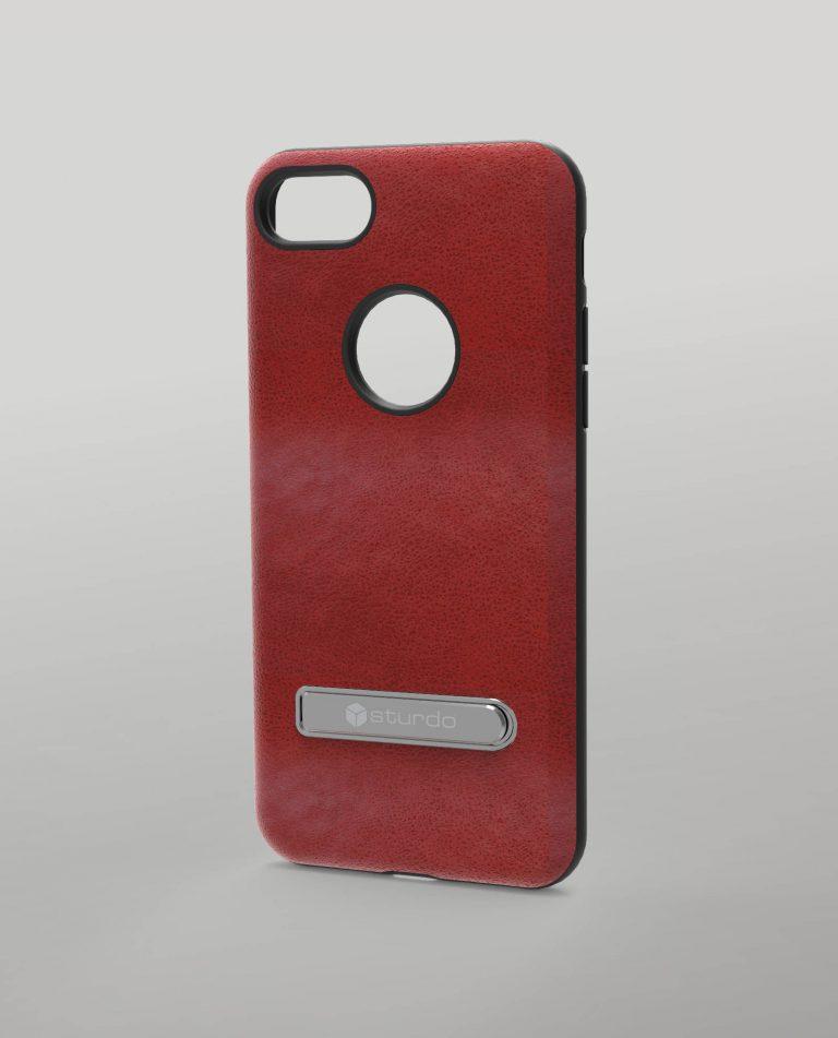 Plastic Cover Case Sturdo iPhone 7 Wine