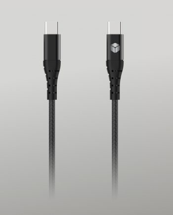 Data cable USB type C 2.4 A 1 m