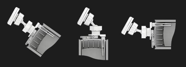 Umiestnenie magnetického stojana