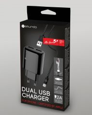 TRAVEL-CHARGER-WITH-MFI-CABLE-BLACK-BOX
