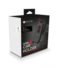 Car holder with built-in NFC – box