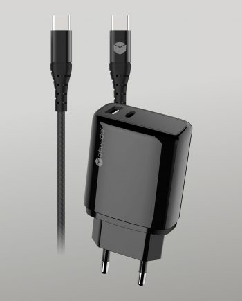 USB Travel Charger Sturdo 2A - Adapter, Cable